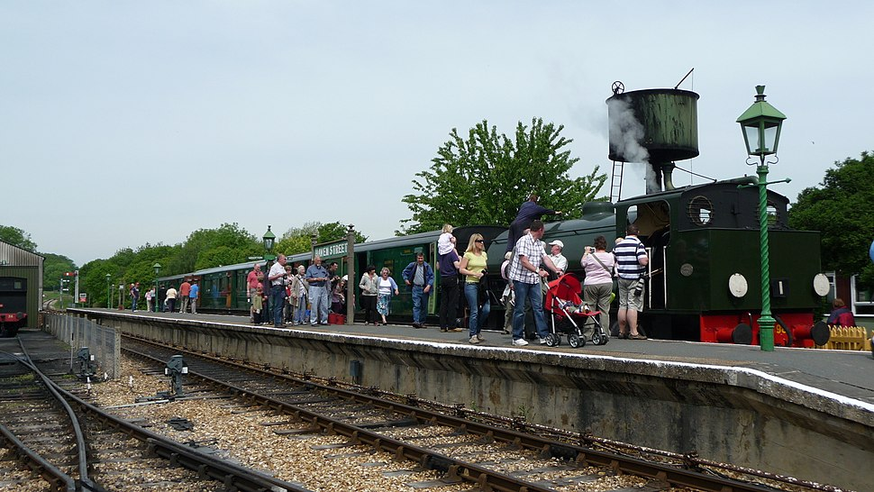 Havenstreet railway station 2