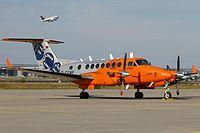 D-CFME - B350 - Flight Calibration Services