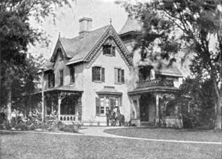 Joel T. Headley House