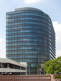 Headquarter of Toyota Motor Corporation 3.JPG