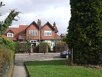 Heaton Chapel - Heaton Chapel is largely residential, characterised by substantial well detailed early 20th century houses