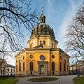 Hedvig Eleonora kyrka December 2017 02.jpg