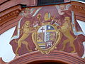 Heilig-Geist-Spitalkirche Fuessen Wappen.JPG