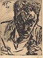 Heinrich Tischler, Self-Portrait, 1921, NGA 117674.jpg