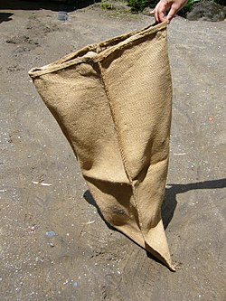 Hemp-sack, Asabukuro, Japan.jpg