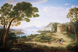 Хендрік Франс ван Лінт: Classical Landscape
