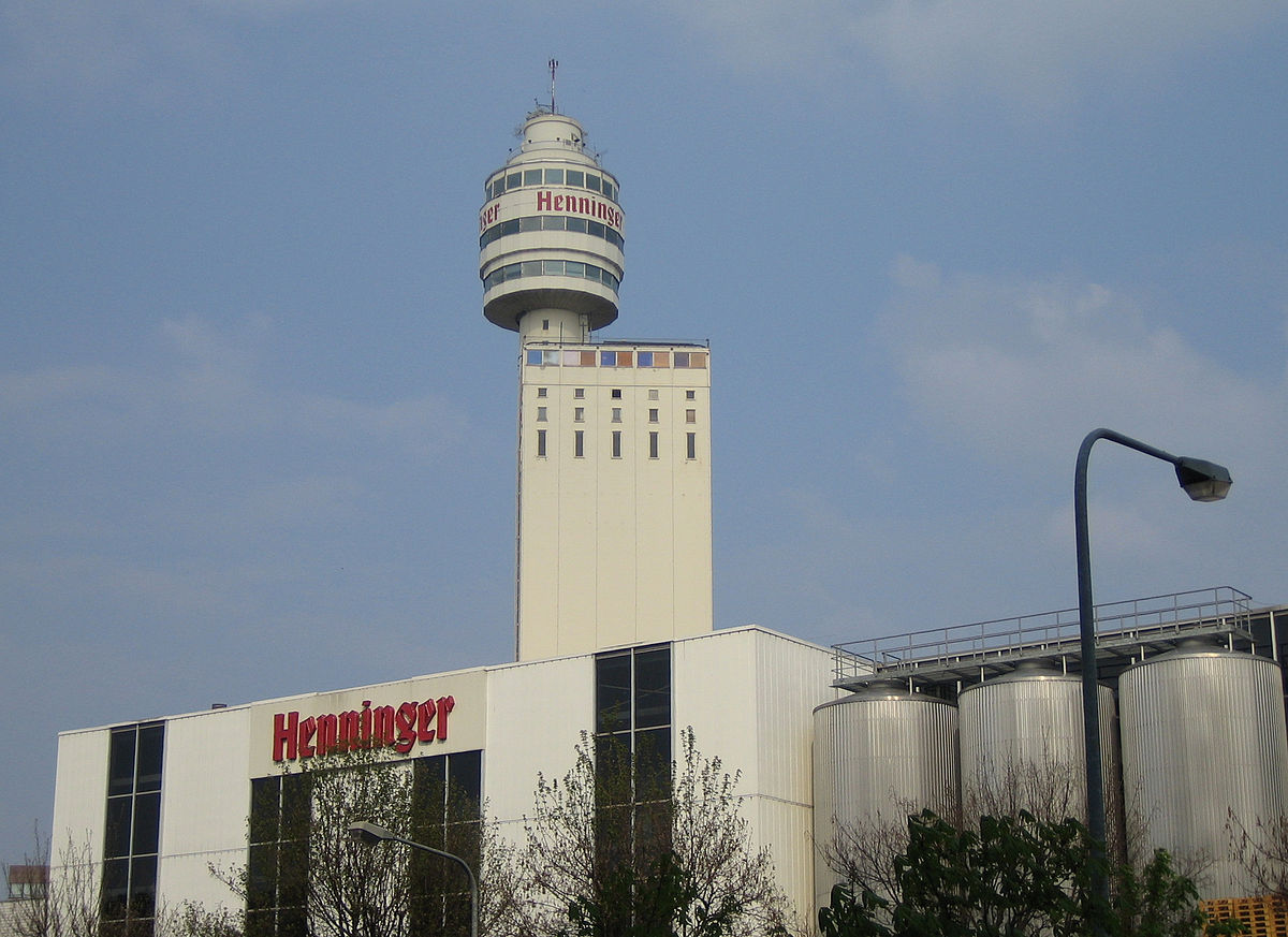 Henninger Turm - Wikipedia bahasa Indonesia, ensiklopedia