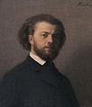 Henri Fantin-Latour - Retrato de Fantin, 1867.jpg