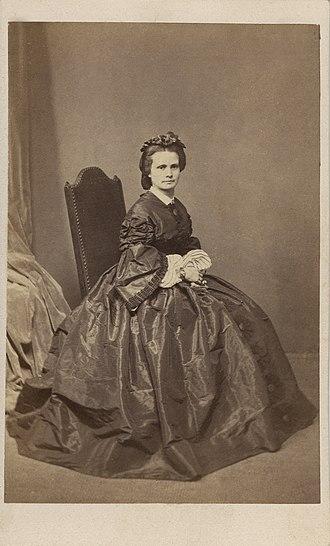 Henrietta Dugdale - Henrietta Dugdale c1845
