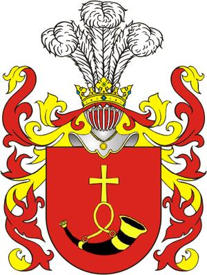 Atanazy Miączyński - Image: Herb Suchekomnaty