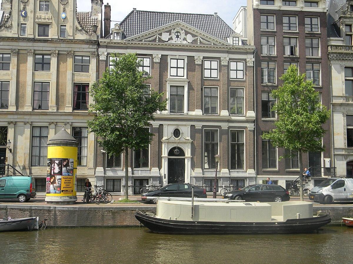 Het grachtenhuis wikipedia for Herengracht amsterdam