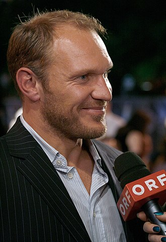 Hermann Maier - Hermann Maier during the Austrian Sportspersonalities of the Year awards in November 2009.