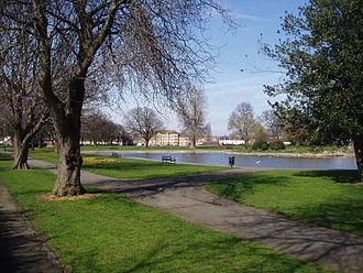 Herne Bay - Herne Bay Memorial Park
