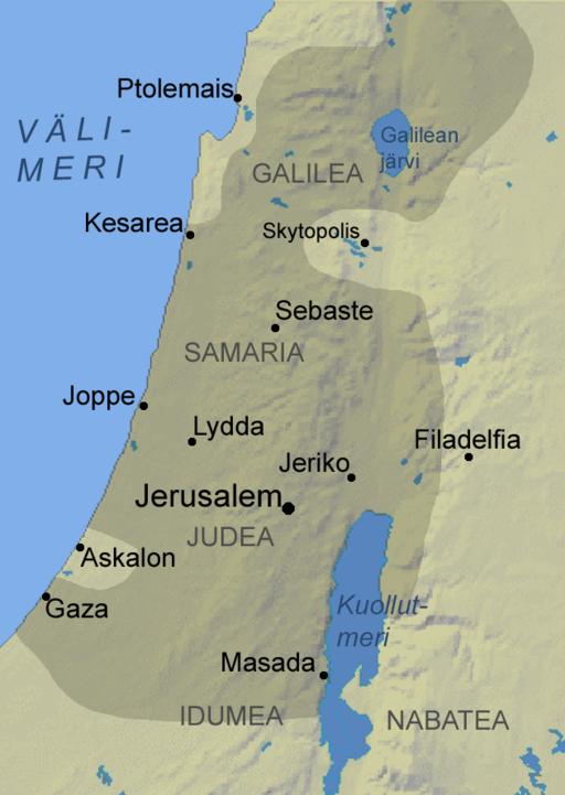 Herodeksen-valtakunta