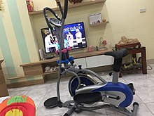 Exercise bike 2020
