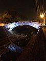 Higashishimbashi Bridge at night.jpg