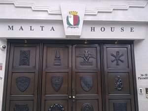 High Commission of Malta in the United Kingdom - Image: High Commission of Malta in London 2