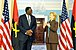 Hillary Clinton meets with Angolan Minister of External Affairs Ansuncao Afonso dos Anjos, May 2009-1.jpg