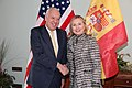 Hillary Rodham Clinton and José Garcia-Margallo at the U.S. Department of State, February 4, 2012.jpg