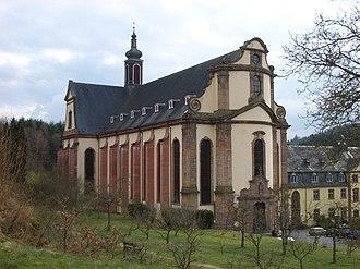 Himmerod Abbey - Himmerod Abbey church