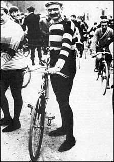Hippolyte Aucouturier French cyclist