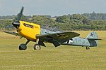 Hispano HA.1112M1L Buchon 'Black 2' (G-AWHK) (36053484346).jpg