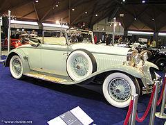 1929 Hispano Suiza T49 Spain