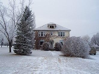 Neils Hogenson House - Neils Hogenson House