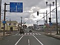 Hokkaido Prefectural Road Route 794 and 1028.jpg