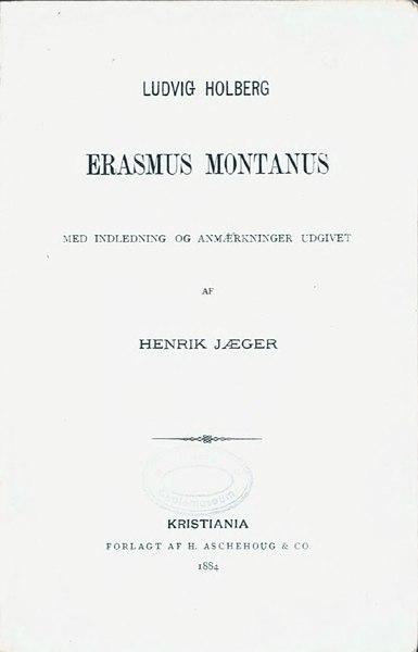 File:Holberg - Erasmus Montanus.djvu