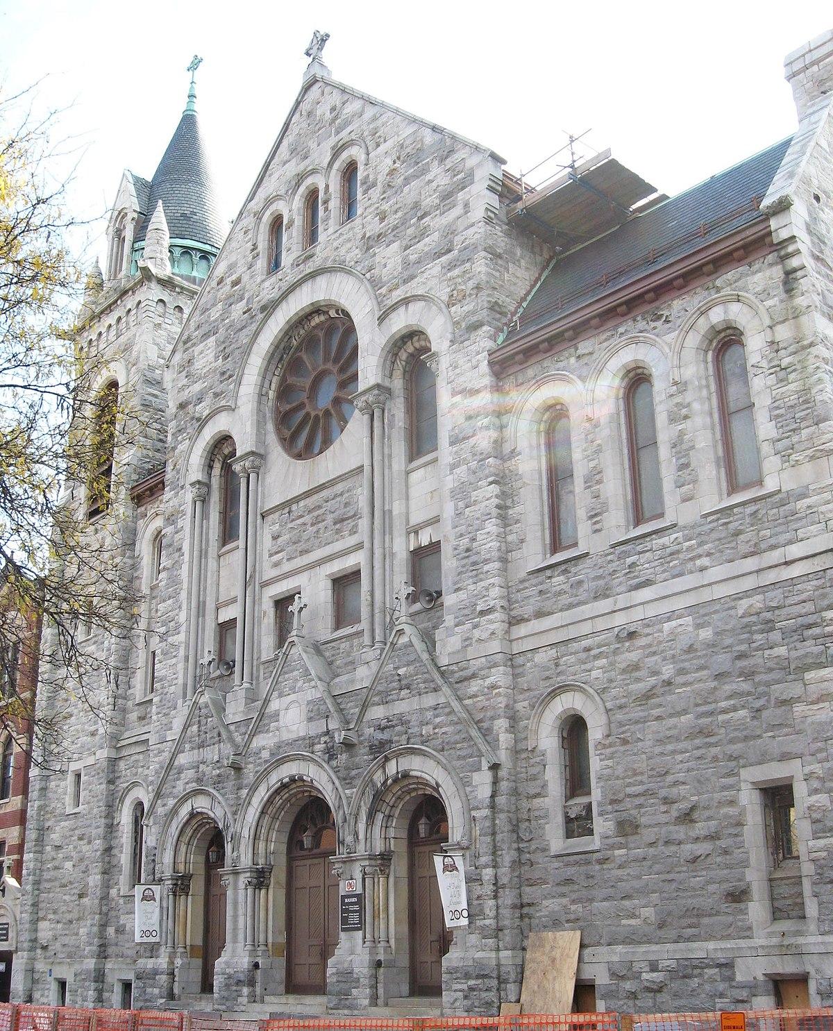 Holy Rosary Church (Manhattan) - Wikipedia