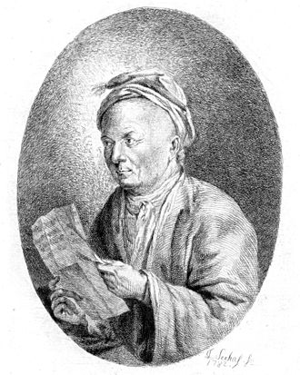 Gottfried August Homilius - Gottfried August Homilius (1782)