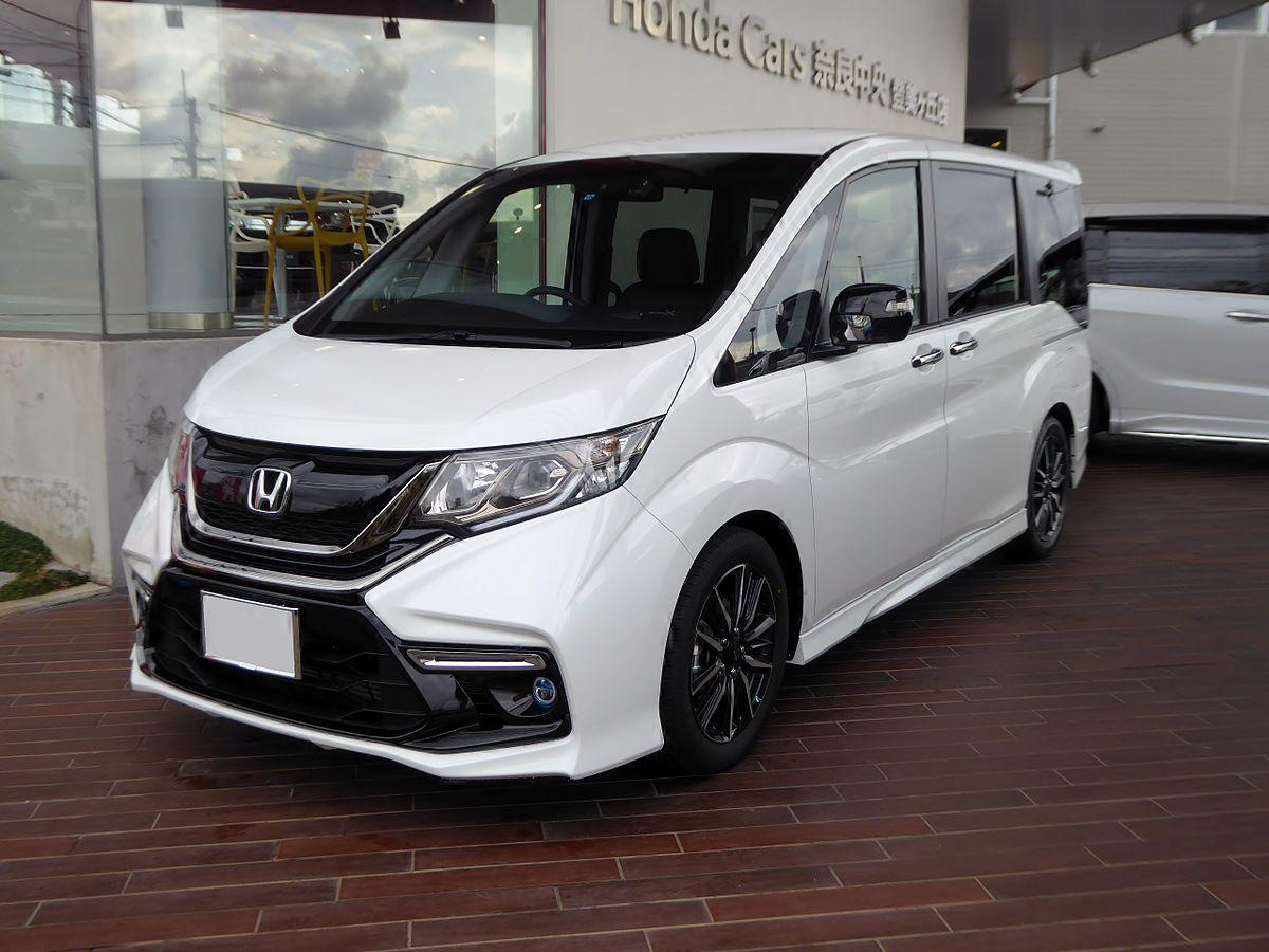 Honda Stepwgn - Wikipedia