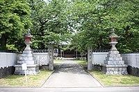 Honnon-ji Temple 20160514-01.JPG