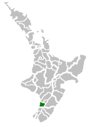 Horowhenua District - Image: Horowhenua Territorial Authority