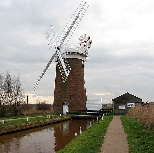 Horsey Mill - geograph.org.uk - 1103413