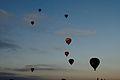 Hot air balloons over Canberra 7.JPG