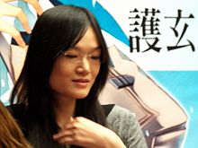 Hou Xuan in Booksign Party 20120429a.jpg
