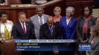 File:House Democrats stage sit-in on House floor (C-SPAN).webm