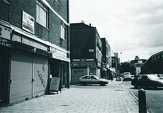 Bitter Sweet Symphony - Image: Hoxton Street 2002