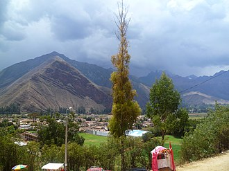 Huayllabamba District, Urubamba - Huayllabamba