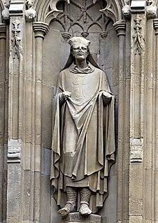 Hubert Walter 12th-century English Chancellor, Justiciar, and Archbishop of Canterbury