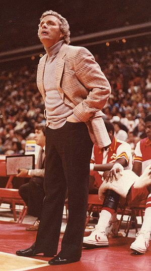 John Y. Brown Jr. - Hubie Brown coached the Kentucky Colonels to the ABA championship in 1975.