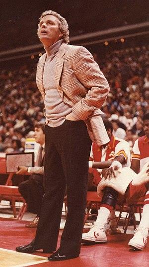 Hubie Brown in 1981.