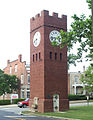 Hudson clock tower - Ohio.jpg