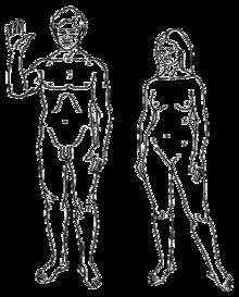 pene jenter bilder kroppen tegning