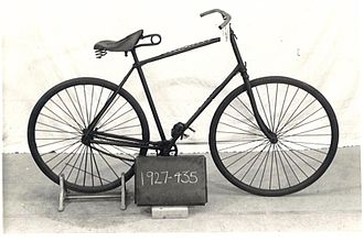 Humber Limited - Safety bicycle, c. 1890
