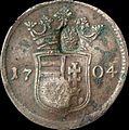 Hun Rakoczi X Poltura 1704 Huszar 1537 obverse.jpg