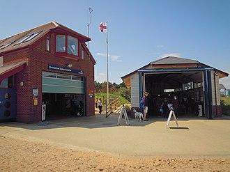 Hunstanton Lifeboat Station - Hunstanton Lifeboat Station
