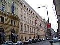 Hybernská, Vrtbovský palác, hotel Kempinski.jpg